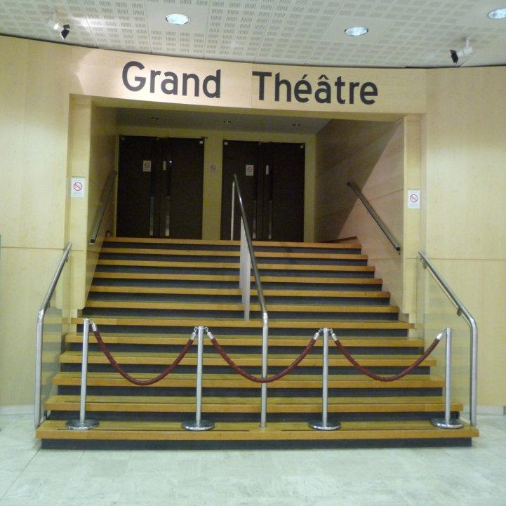 Escalier du grand théâtre