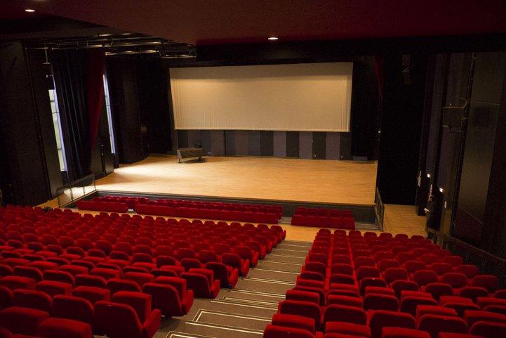 Plateau du grand théâtre
